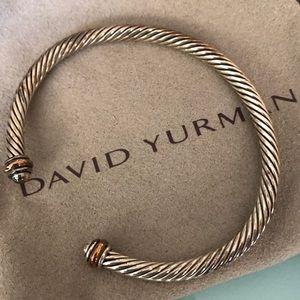 Classic David Yurman bracelet